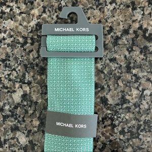 NWT Michael Kors Light Green Tie